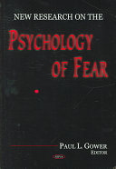 New Research on the Psychology of Fear