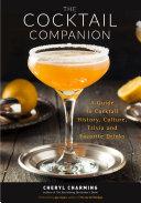 The Cocktail Companion Book