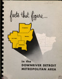 Book Facts that Figure in the Downriver Detroit Metropolitan Area
