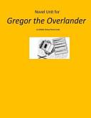 download ebook novel unit for gregor the overlander pdf epub