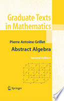 Abstract Algebra book