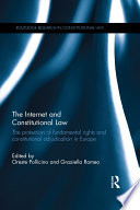 The Internet and Constitutional Law