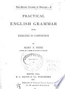 Practical English grammar  with exercises in composition