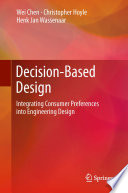 Decision Based Design