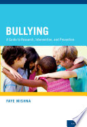 Bullying And Constitutes Bullying Faye Mishna Presents