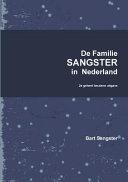 de Familie Sangster in Nederland 2e Uitgave