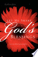 Let Me Share God s Blessings