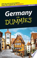 Germany For Dummies