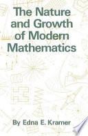 illustration du livre The Nature and Growth of Modern Mathematics