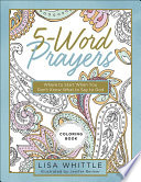 5 Word Prayers Coloring Book