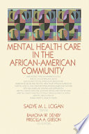 Mental Health Care in the African American Community