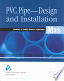PVC Pipe   Design and Installation