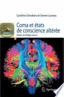 illustration Coma et états de conscience altérée