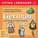 Living Language German 2013 Day To Day Calendar