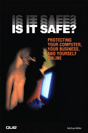 download ebook is it safe? protecting your computer, your business, and yourself online pdf epub
