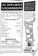 Gas Appliance Merchandising