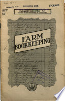 Farm Bookkeeping