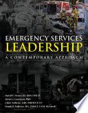 Emergency Services Leadership