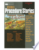 Civil Procedure Stories