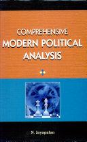 Comprehensive Modern Political Analysis