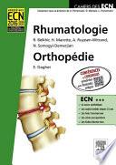 Rhumatologie, Orthopédie