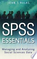 SPSS Essentials