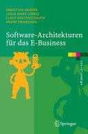 Software Architekturen f  r das E Business