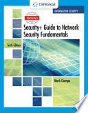 CompTIA Security  Guide to Network Security Fundamentals  6th edition