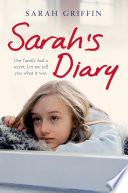 Sarah S Diary book