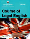 Course of Legal English
