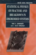 Statistical Physics of Fracture and Breakdown in Disordered Systems