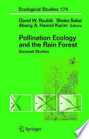Pollination Ecology and the Rain Forest Hills National Park In Sarawak