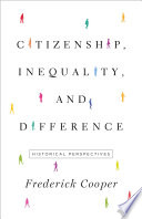 Citizenship  Inequality  and Difference