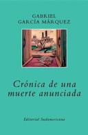 download ebook cronica de una muerte anunciada/chronicle of a death foretold pdf epub