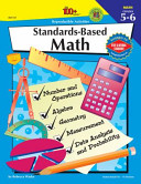Standards Based Math book