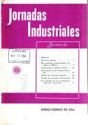 Jornadas industriales
