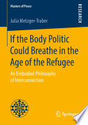 If the Body Politic Could Breathe in the Age of the Refugee An Embodied Philosophy of Interconnection