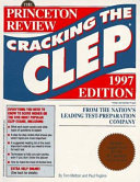 Cracking the CLEP 1997
