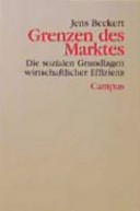 Grenzen des Marktes