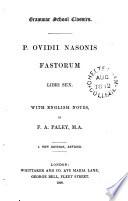 Fastorum Libri Sex [Pdf/ePub] eBook