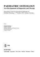 Paediatric Osteology