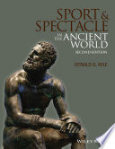 Sport and spectacle in the ancient world /