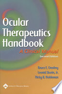 Ocular Therapeutics Handbook