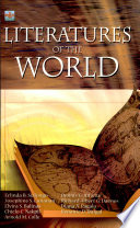 Literatures of the World  2007 Ed