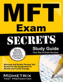 MFT Exam Secrets Study Guide