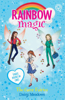 The Carer Fairies : fairies as they help doctors, firefighters and paramedics...