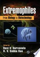 Extremophiles