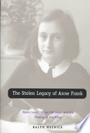 The Stolen Legacy of Anne Frank