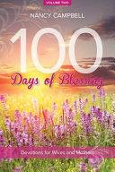 100 Days of Blessing  Volume 2