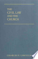 The Civil Law and the Church
